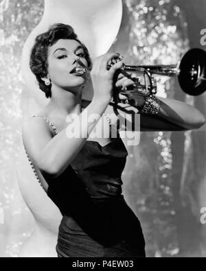 Original Film Title: GENEVIÈVE.  English Title: GENEVIÈVE.  Film Director: HENRY CORNELIUS.  Year: 1953.  Stars: KAY KENDALL. Credit: UNIVERSAL PICTURES / Album - Stock Photo