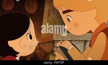 Original Film Title: SONG OF THE SEA  English Title: SONG OF THE SEA