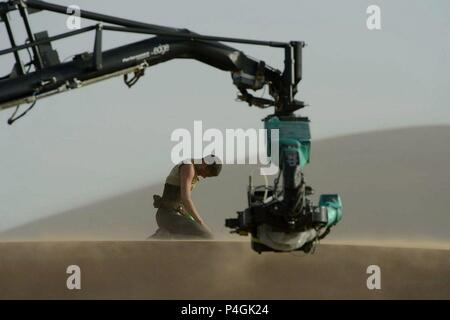 Original Film Title: MAD MAX: FURY ROAD.  English Title: MAD MAX: FURY ROAD.  Film Director: GEORGE MILLER.  Year: 2015. Credit: VILLAGE ROADSHOW / Album - Stock Photo