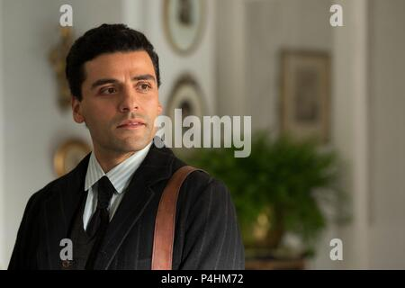 Original Film Title: PROMISE, THE.  English Title: PROMISE, THE.  Film Director: TERRY GEORGE.  Year: 2016.  Stars: OSCAR ISAAC. Credit: Rafael Catering, Babieka, Survival Pictures, Wonderful Films / Album - Stock Photo