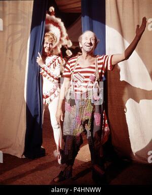 Original Film Title: BILLY ROSE'S JUMBO.  English Title: BILLY ROSE'S JUMBO.  Film Director: CHARLES WALTERS.  Year: 1962.  Stars: JIMMY DURANTE; DORIS DAY. Credit: M.G.M / Album