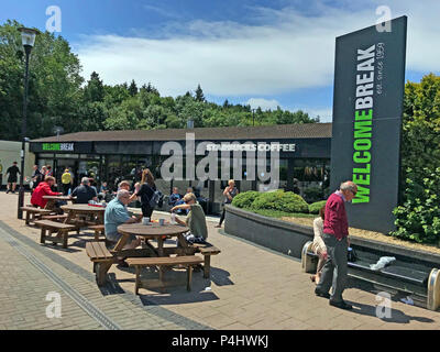 Welcome Break, Michaelwood Services - GL11 6DD