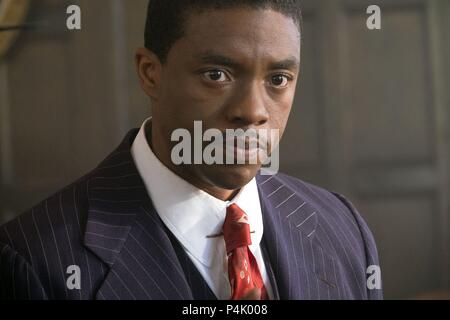Original Film Title: MARSHALL.  English Title: MARSHALL.  Film Director: REGINALD HUDLIN.  Year: 2017.  Stars: CHADWICK BOSEMAN. Credit: Chestnut Ridge Productions / Album - Stock Photo