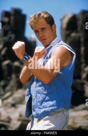 Original Film Title: MIGHTY MORPHIN POWER RANGERS: THE MOVIE.  English Title: MIGHTY MORPHIN POWER RANGERS: THE MOVIE.  Film Director: BRYAN SPICER; STEVE WANG.  Year: 1995.  Stars: DAVID YOST. Credit: 20TH CENTURY FOX / Album - Stock Photo