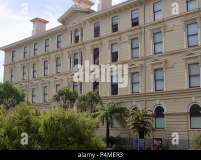 Victoria University Law School Building In Wellington - Stock Photo
