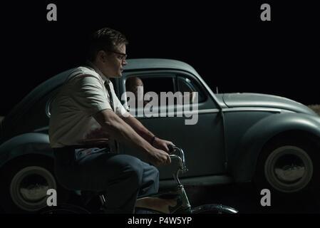 Original Film Title: SUBURBICON.  English Title: SUBURBICON.  Film Director: GEORGE CLOONEY.  Year: 2017.  Stars: MATT DAMON. Credit: BLACK BEAR PICTURES / Album - Stock Photo