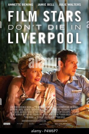 Original Film Title: FILM STARS DON'T DIE IN LIVERPOOL.  English Title: FILM STARS DON'T DIE IN LIVERPOOL.  Film Director: PAUL MCGUIGAN.  Year: 2017. Credit: EON PRODUCTIONS/SYNCHRONISTIC PICTURES / Album - Stock Photo