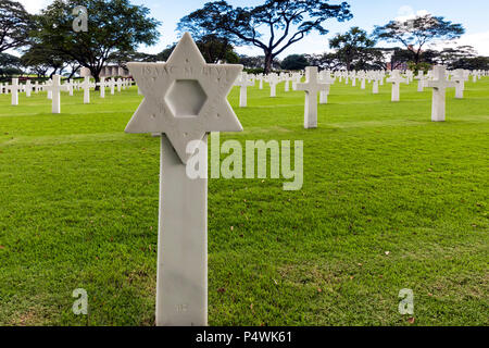 American Cemetery and Memorial, Manila, Philippines - Stock Photo