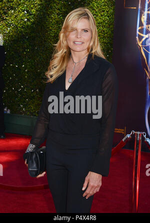 Mariel Hemingway  at the 2014 Creatine Arts Emmy Awards at the Nokia Theatre in Los Angeles.Mariel Hemingway 178 ------------- Red Carpet Event, Vertical, USA, Film Industry, Celebrities,  Photography, Bestof, Arts Culture and Entertainment, Topix Celebrities fashion /  Vertical, Best of, Event in Hollywood Life - California,  Red Carpet and backstage, USA, Film Industry, Celebrities,  movie celebrities, TV celebrities, Music celebrities, Photography, Bestof, Arts Culture and Entertainment,  Topix, Three Quarters, vertical, one person,, from the year , 2014, inquiry tsuni@Gamma-USA.com - Stock Photo