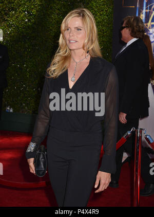 Mariel Hemingway  at the 2014 Creatine Arts Emmy Awards at the Nokia Theatre in Los Angeles.Mariel Hemingway 181 ------------- Red Carpet Event, Vertical, USA, Film Industry, Celebrities,  Photography, Bestof, Arts Culture and Entertainment, Topix Celebrities fashion /  Vertical, Best of, Event in Hollywood Life - California,  Red Carpet and backstage, USA, Film Industry, Celebrities,  movie celebrities, TV celebrities, Music celebrities, Photography, Bestof, Arts Culture and Entertainment,  Topix, Three Quarters, vertical, one person,, from the year , 2014, inquiry tsuni@Gamma-USA.com - Stock Photo