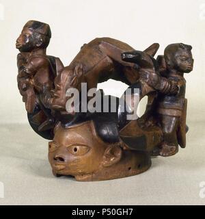 Yoruba Gelede Mask Nigeria African Africa Yoruba Mask ritual magic