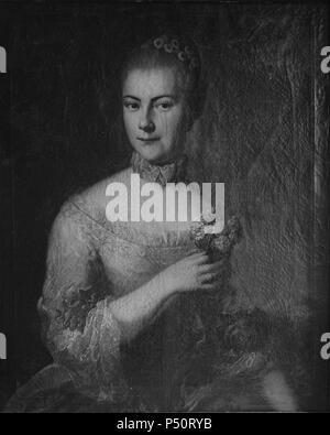 1748 Karoline.. [Bildindex  der Kunst und Architektur] - Stock Photo