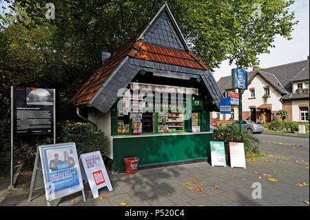 Germany, North Rhine-Westphalia kiosks in the Ruhr area - Stock Photo