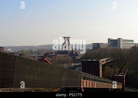 Germany, North Rhine-Westphalia World Cultural Heritage Zeche Zollverein - Stock Photo
