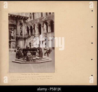 N/A. BPLDC no.: 08 04 000158 Page Title: Cortile del Palº. Ducale Collection: William Vaughn Tupper Scrapbook Collection Album: Volume 44: Venice. Call no.: 4098B.104 v44 (p. 11) Creator: Tupper, William Vaughn   Carlo Naya  (1816–1882)     Alternative names C. Naya; Timm Naya  Description Italian photographer  Date of birth/death 25 August 1816 30 May 1882  Location of birth/death Tronzano Vercellese Venice  Work location Venice  Authority control  : Q449754 VIAF:49388599 ISNI:0000 0001 2132 1717 ULAN:500011536 LCCN:n90612246 GND:116901403 WorldCat    Genre: Scrapbooks; Albumen prints Extent: - Stock Photo