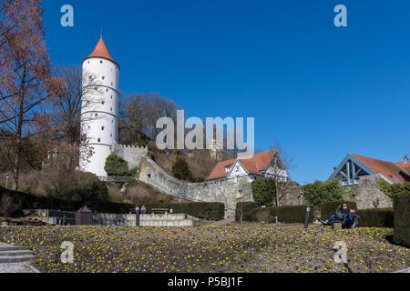 Gigel tower in Biberach an der Riss