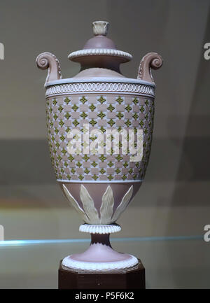 Wedgwood Black Basalt Vase Stock Photo 35208479 Alamy