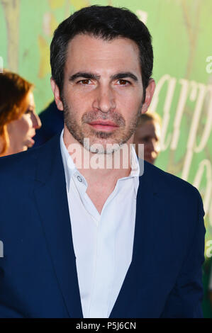 Los Angeles, USA. 26th Jun, 2018. Chris Messina  attends HBO's Sharp Objects Los Angeles premiere at ArcLight Cinerama Dome on June 26, 2018 in Hollywood, California Credit: Tsuni / USA/Alamy Live News - Stock Photo