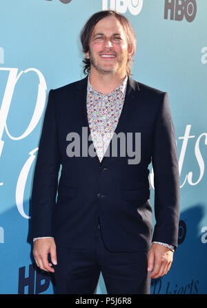Los Angeles, USA. 26th Jun, 2018. Nathan Ross  attends HBO's Sharp Objects Los Angeles premiere at ArcLight Cinerama Dome on June 26, 2018 in Hollywood, California Credit: Tsuni / USA/Alamy Live News - Stock Photo