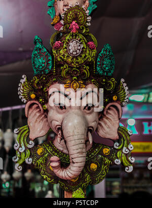 Hindu Mythology God Lord Ganesha Souvenir - Stock Photo