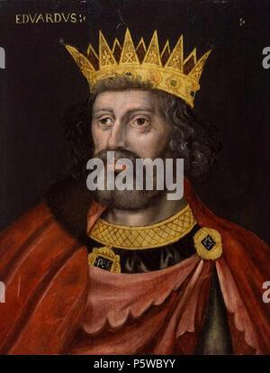 King Henry iii portrait - Stock Photo