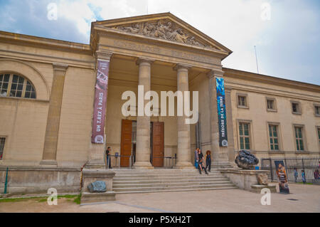 Natural History Museum, Jardin des Plantes, Paris, France - Stock Photo