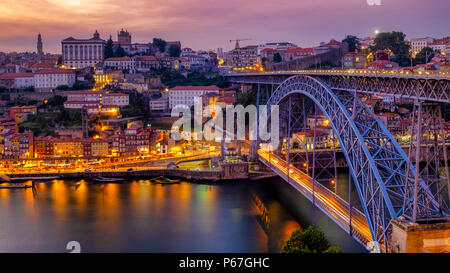 View of Porto, Portugal - Stock Photo