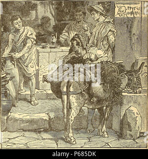 'The story of our Christianity; an account of the struggles, persecutions, wars, and victories of Christians of all times' (1893) - Stock Photo