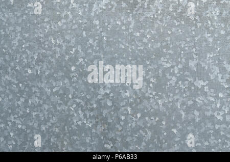 Zinc galvanized grunge metal texture may be used as background. Texture of galvanized iron roof plate background pattern . - Stock Photo