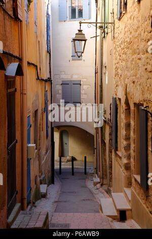 France, Provence Alpes Cote d'Azur, department of Bouches du Rhone (13), Trets (Aix en Provence area) - Stock Photo