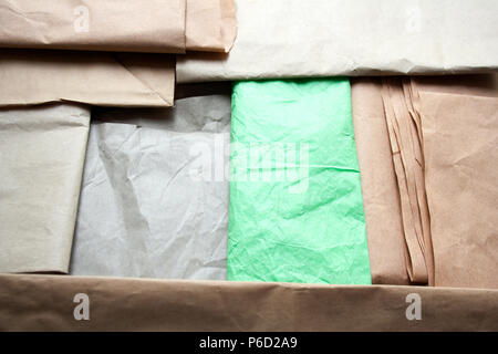 Wrapping paper palette abstract background - Stock Photo