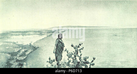 .     Deutsch: Ebene von Ptolemais .  Image taken from: Title: 'Pilgerritt. Bilder aus Palästina und Syrien ... Mit Illustrationen von R. Mainella' Author: GONZENBACH, C. von. Shelfmark: 'British Library HMNTS 10077.l.19.' Page: 319 Place of Publishing: Berlin Date of Publishing: 1895 Issuance: monographic Identifier: 001461219 Explore: Find this item in the British Library catalogue, 'Explore'. Download the PDF for this book (volume: 0) Image found on book scan 319 (NB not necessarily a page number) Download the OCR-derived text for this volume: (plain text) or (json) Click here to see all th Stock Photo