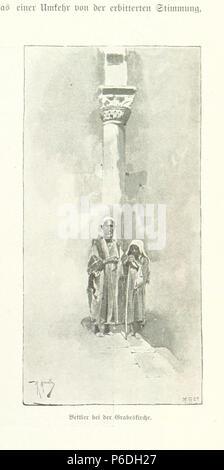 54 Image taken from page 151 of 'Pilgerritt. Bilder aus Palästina und Syrien ... Mit Illustrationen von R. Mainella' (11302543424) - Stock Photo