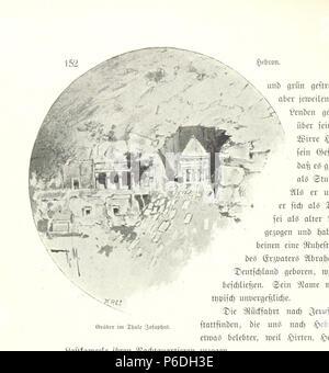 54 Image taken from page 176 of 'Pilgerritt. Bilder aus Palästina und Syrien ... Mit Illustrationen von R. Mainella' (11232911023) Stock Photo