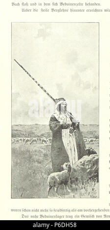 54 Image taken from page 204 of 'Pilgerritt. Bilder aus Palästina und Syrien ... Mit Illustrationen von R. Mainella' (11230476414) - Stock Photo