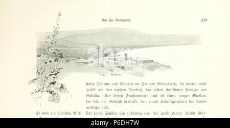 54 Image taken from page 257 of 'Pilgerritt. Bilder aus Palästina und Syrien ... Mit Illustrationen von R. Mainella' (11232352033)