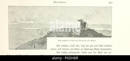 54 Image taken from page 265 of 'Pilgerritt. Bilder aus Palästina und Syrien ... Mit Illustrationen von R. Mainella' (11230367005) Stock Photo