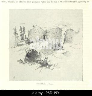 55 Image taken from page 270 of 'Pilgerritt. Bilder aus Palästina und Syrien ... Mit Illustrationen von R. Mainella' (11232337046) - Stock Photo