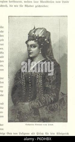55 Image taken from page 49 of 'Pilgerritt. Bilder aus Palästina und Syrien ... Mit Illustrationen von R. Mainella' (11303130204) - Stock Photo