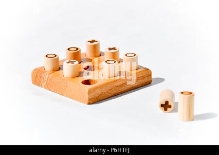 Tic tac toe - Stock Photo