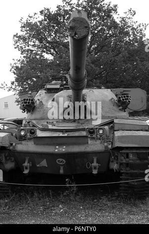 British tank - Stock Photo