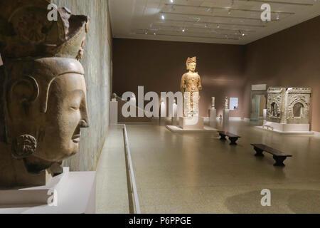 Metropolitan Museum of Art, NYC, USA - Stock Photo