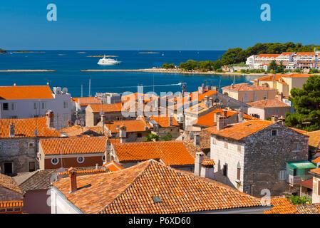 Croatia, Istria, Porec - Stock Photo
