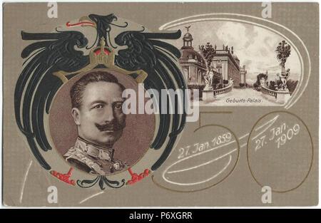 19090127 posen 27jan1909. - Stock Photo
