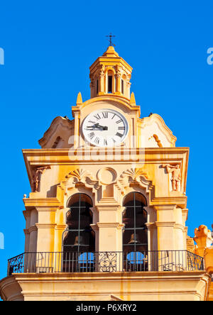Argentina, Cordoba, Detailed view of the Cathedral of Cordoba. - Stock Photo
