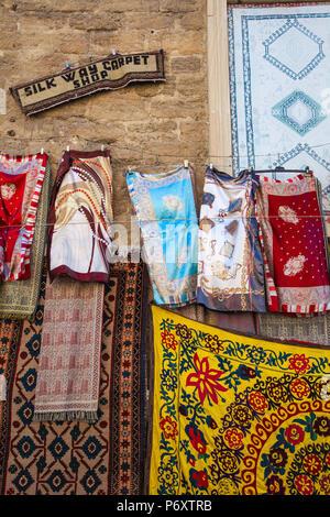 Souvenir Shop Baku Azerbaijan Stock Photo 65909354 Alamy