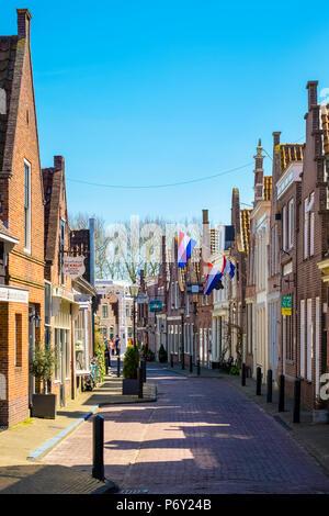 Netherlands, North Holland, Edam. - Stock Photo