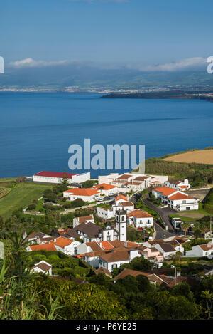 Portugal, Azores, Sao Miguel Island, Santo Antonio - Stock Photo