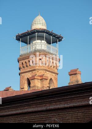 Jumah mosque minaret, Tbilisi, Georgia - Stock Photo