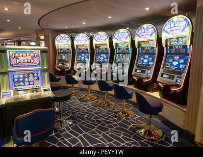 Casino At Sea